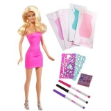 Barbie Design studio