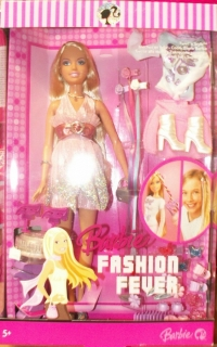 BARBIE FASHION S COPÁNKOVAČEM
