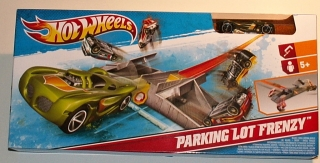 HOT WHEELS DRÁHA - PARKING LOT FRENZY