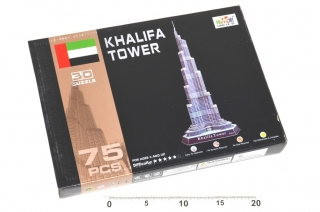 3D PUZZLE - Khalifa Tower