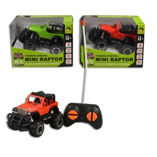 RC  JEEP MALÝ