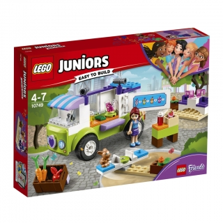 LEGO Juniors Friends - Mia na trhu